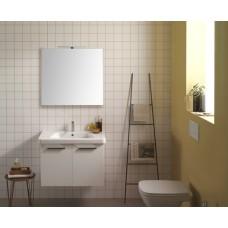 Огледало с Полиран Ръб и ЛЕД Осветление 70x70см. DAILY